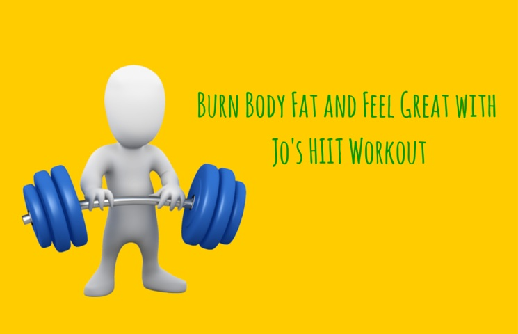 Burn Body Fat and Feel Great with Jo's