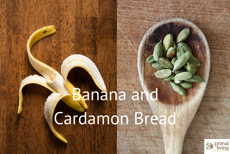 Banana and Cardamon Bread (2)