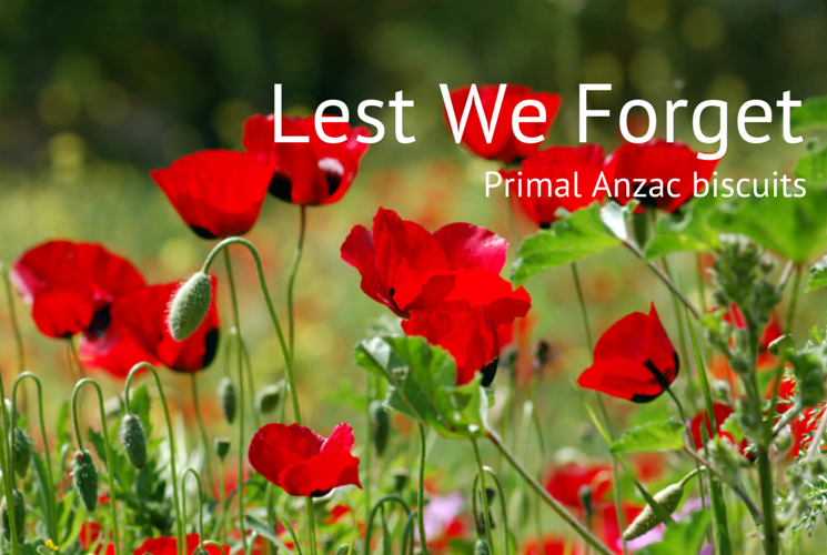 Lest We Forget (1)