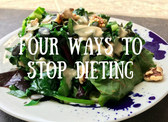 four-ways-to-stop-dieting